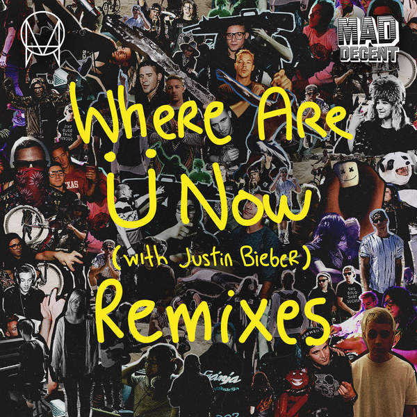 """Where Are Ü Now"" with Justin Bieber – Skrillex and Diplo"