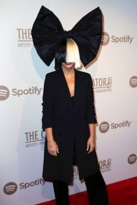Singer-Sia-attends-the-Creators-Party-presented-by-Spotify-at-Cicada