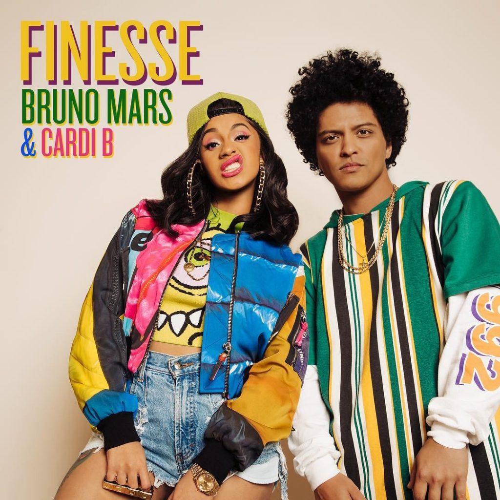 グラミー賞2018でBruno MarsとCardi Bがコラボパフォーマンス